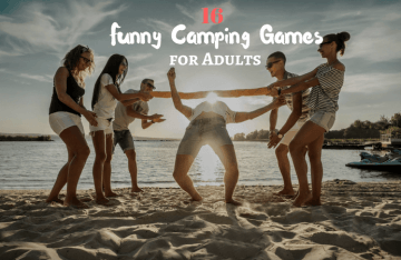 The Best Funny Camping Games for Adults Everyone Should Try