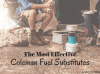 The Most Effective Coleman Fuel Substitutes