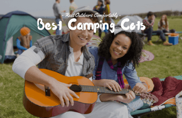 Rest Outdoors Comfortably: Buy the Best Camping Cot