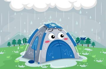Raindrops Are Falling On Your Head? – How to Waterproof Your Tent