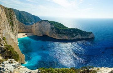 My Trip to Navagio Beach – The Ultimate Beach Experience