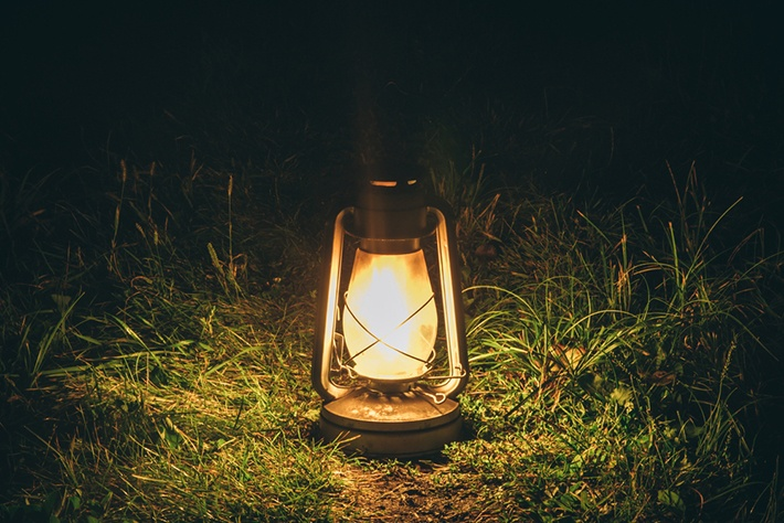 Use Kerosene for Lanterns