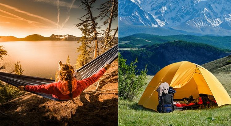 Hammock vs. Tent