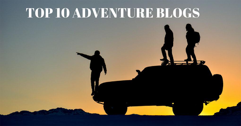 Top 10 Adventure Blogs