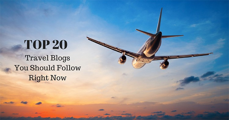 Top 20 Travel Blogs