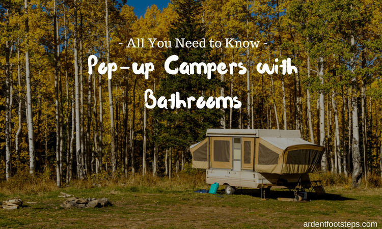 Pop-up Campers with Bathrooms