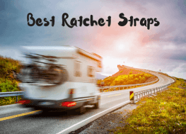 Best Ratchet Straps in 2018 – From a Campers Perspective