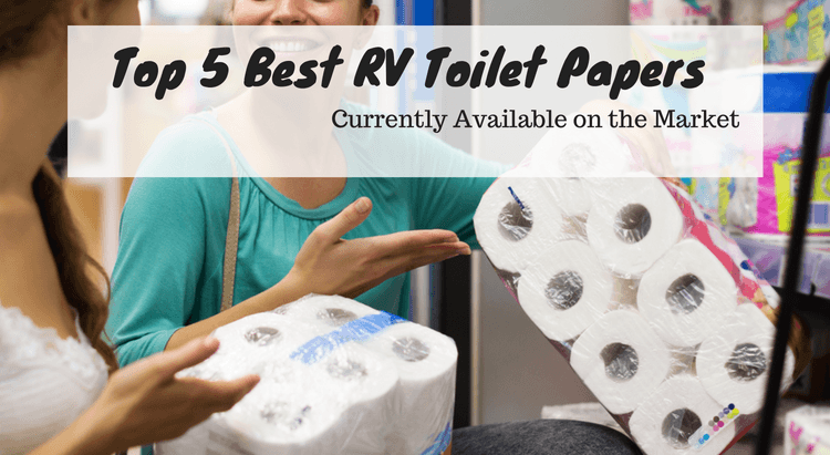 Best RV Toilet Papers