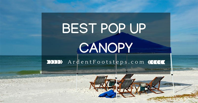 best pop up canopy