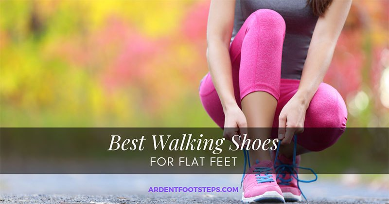 Best Walking Shoes For Flat Feet